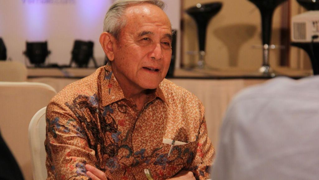 Harapan Mantan Bos Astra ke Gubernur Terpilih Jakarta
