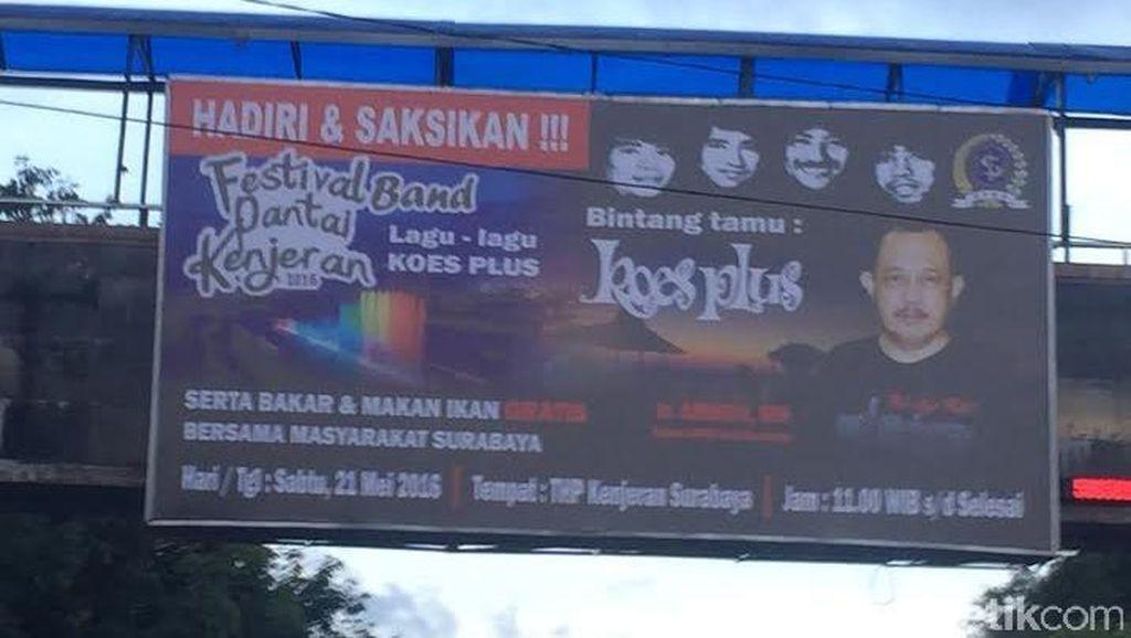 Festival Pantai Kenjeran Digelar DPRD Surabaya? Ini Reaksi yang Muncul