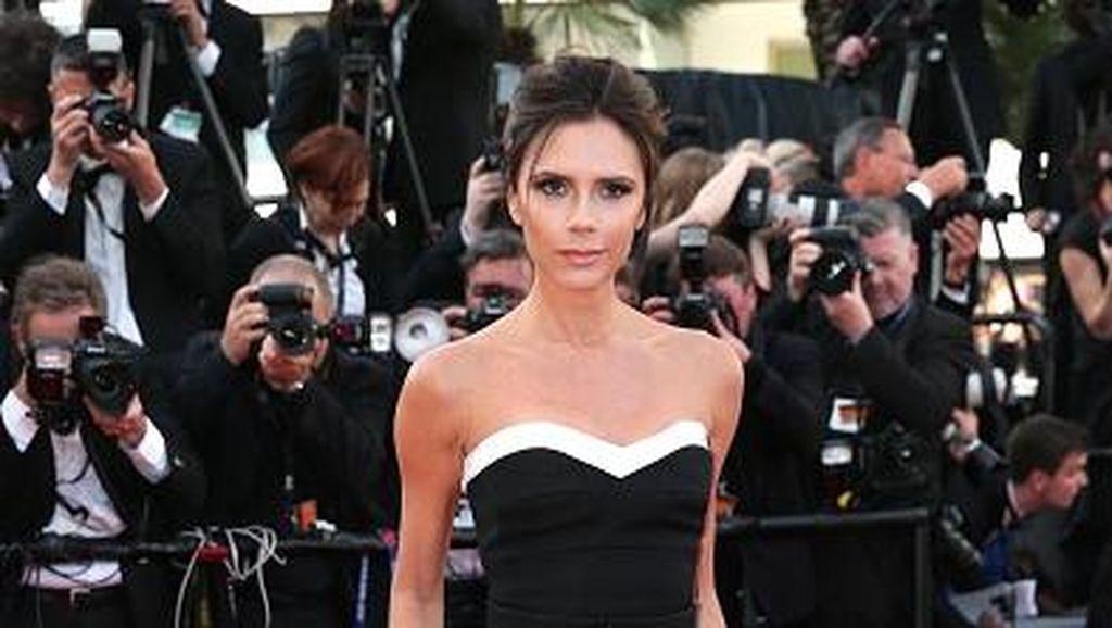 Victoria Beckham Ingin Desain Busana Pengantin untuk Pippa Middleton