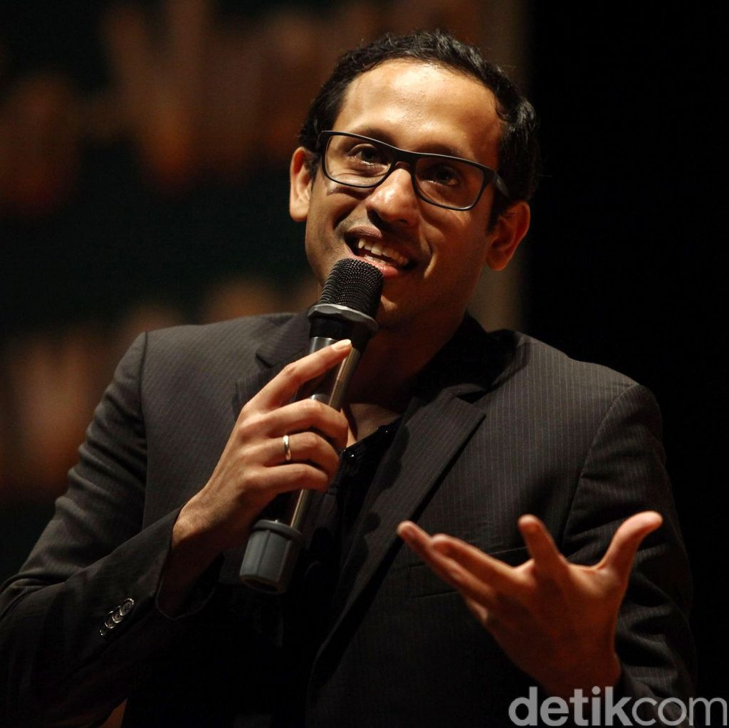 Bos Go-Jek Ogah Tanggapi Aliran Dana Rp 16 Triliun
