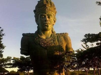 Garuda Wisnu Kencana, Patung Favorit Wisatawan di Bali