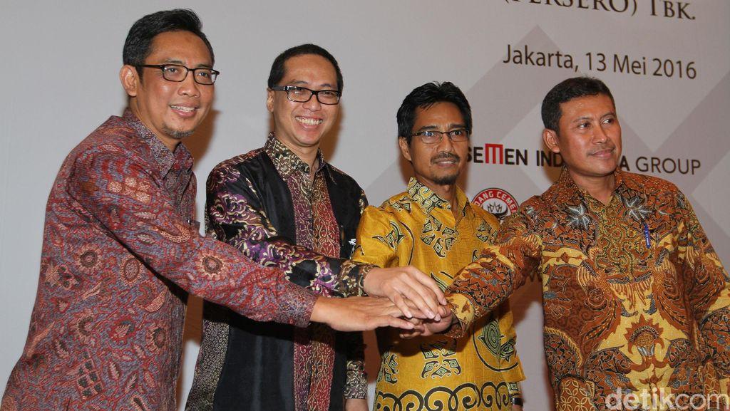 Darmawan Junaidi Jabat Direktur Utama Sementara Semen Indonesia