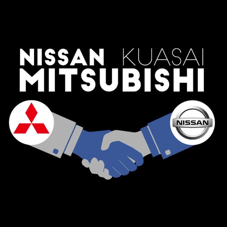 Mitsubishi Siap Bantu Renault dan Nissan di Pasar Asia Tenggara