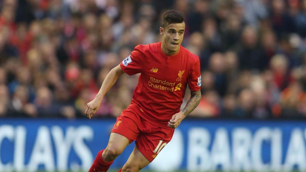 Everton Sedang Menanjak, Coutinho Tak Khawatir