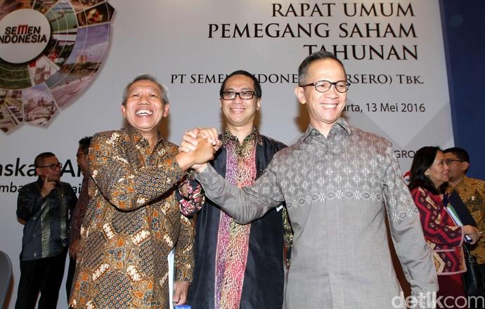 Semen Indonesia Bagikan Dividen