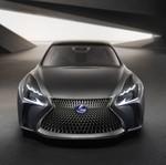 Lexus LS Bakal Berbekal Hidrogen