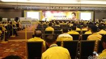 SC Munaslub Golkar Ingin Ada Ketua Harian, Nurdin Halid Jadi Kandidat