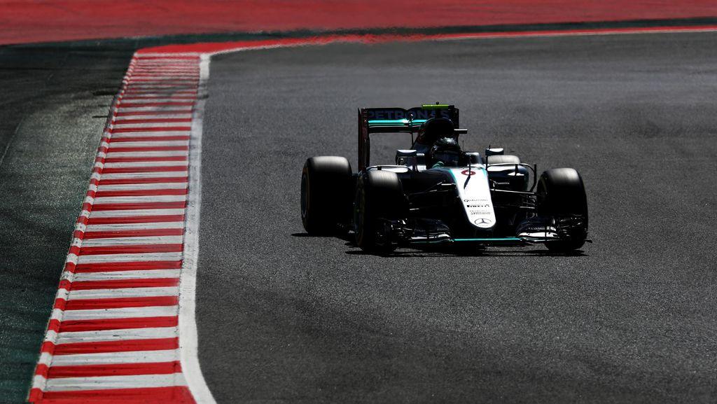 Rosberg Kuasai Sesi Pamungkas, Rio Posisi Buncit