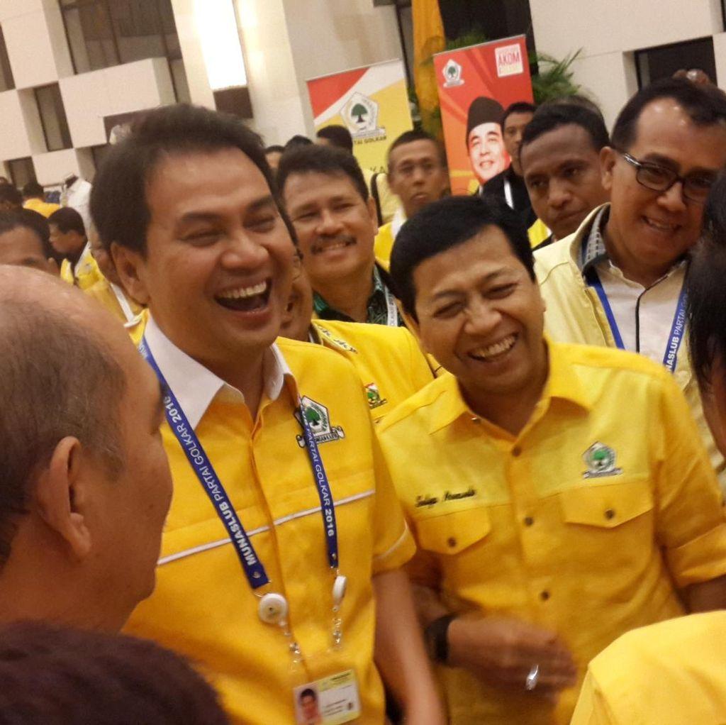 Novanto Ditunggu Sembuh untuk Tunjuk Plt Ketum Golkar
