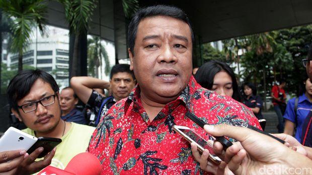 Dukung Bulan Tertib Trotoar, Haji Lulung: Jadikan Kampanye Akbar