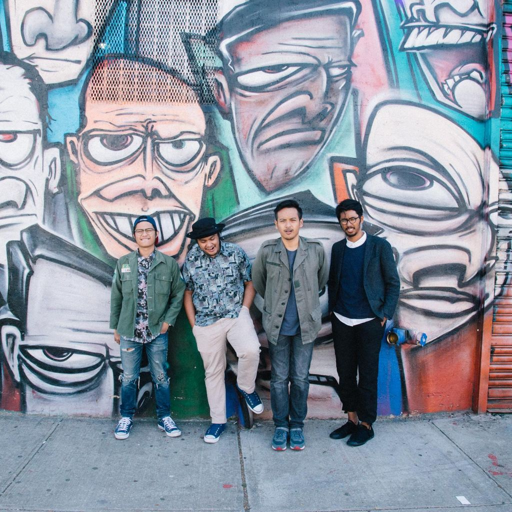 Polka Wars Rilis Video Klip Rangkum