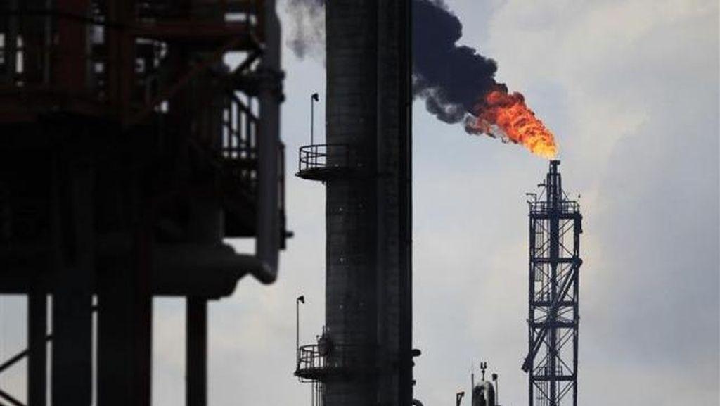 Pemerintahan Silih Berganti, 3 Ladang Gas Raksasa RI Tetap Terbengkalai