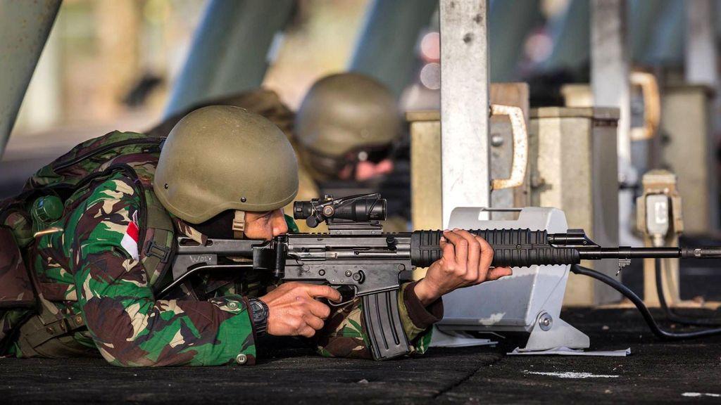 TNI AD Kembali Juarai AASAM, Lomba Tembak Jajaran Angkatan Darat