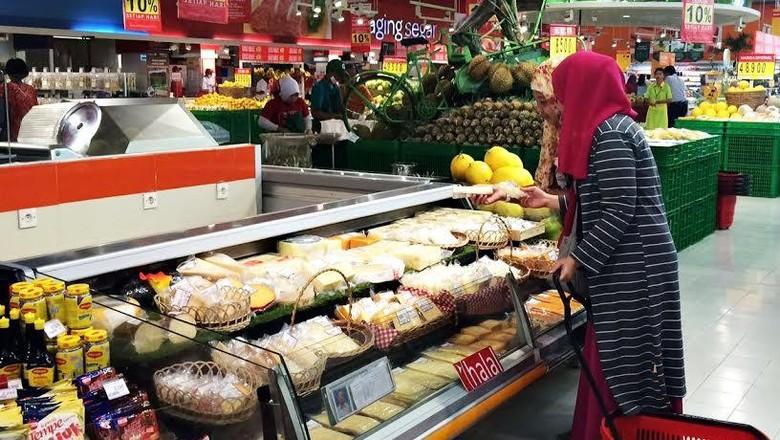 Berkreasi Makanan dengan Olahan Keju Dari Transmart Carrefour