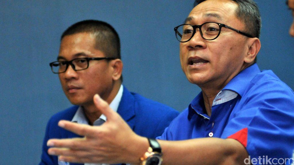 PAN Usul Ambang Batas Capres Sama dengan Parlemen