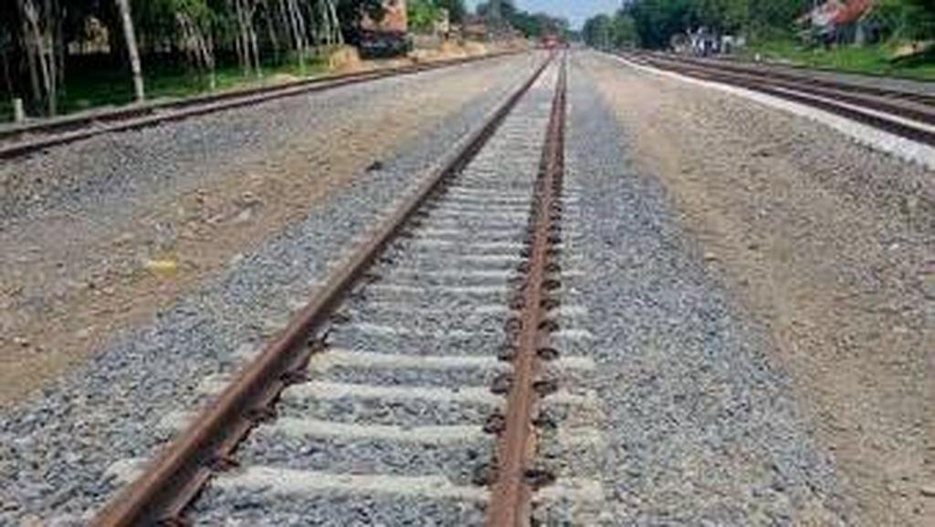 Jalur Kereta Api Aceh-Sumatera Utara Dibangun Tahun Ini
