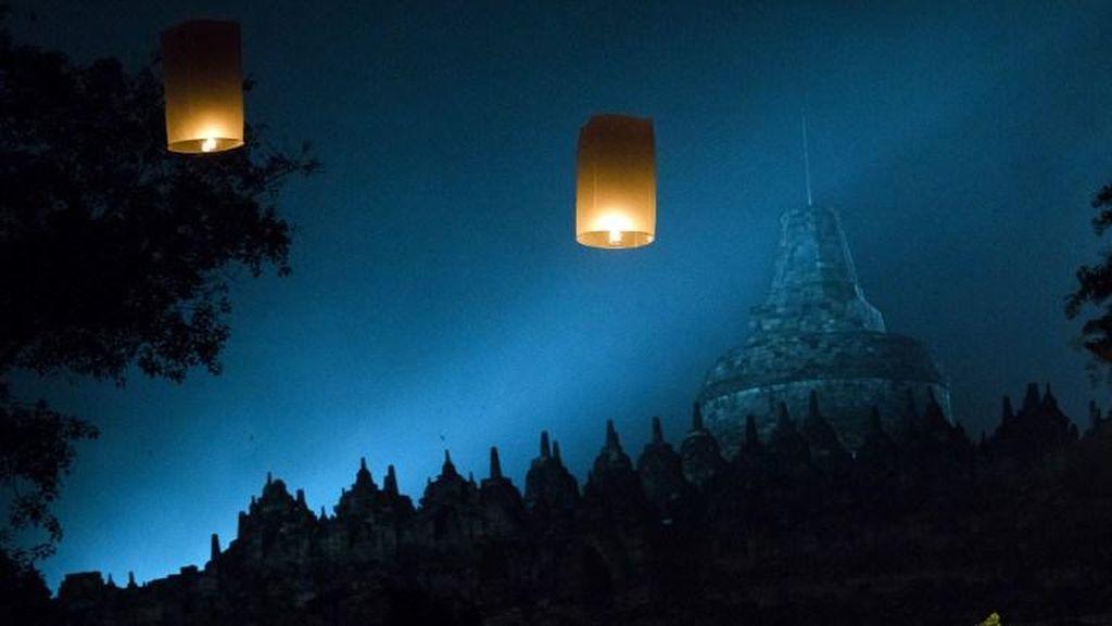 Catat! Rangkaian Acara Sambut Waisak di Borobudur