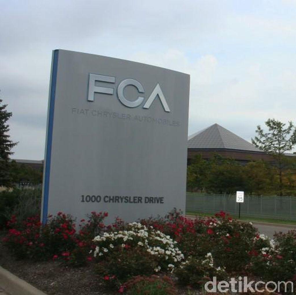 Otoritas Prancis Mulai Selidiki Emisi Mobil Fiat Chrysler