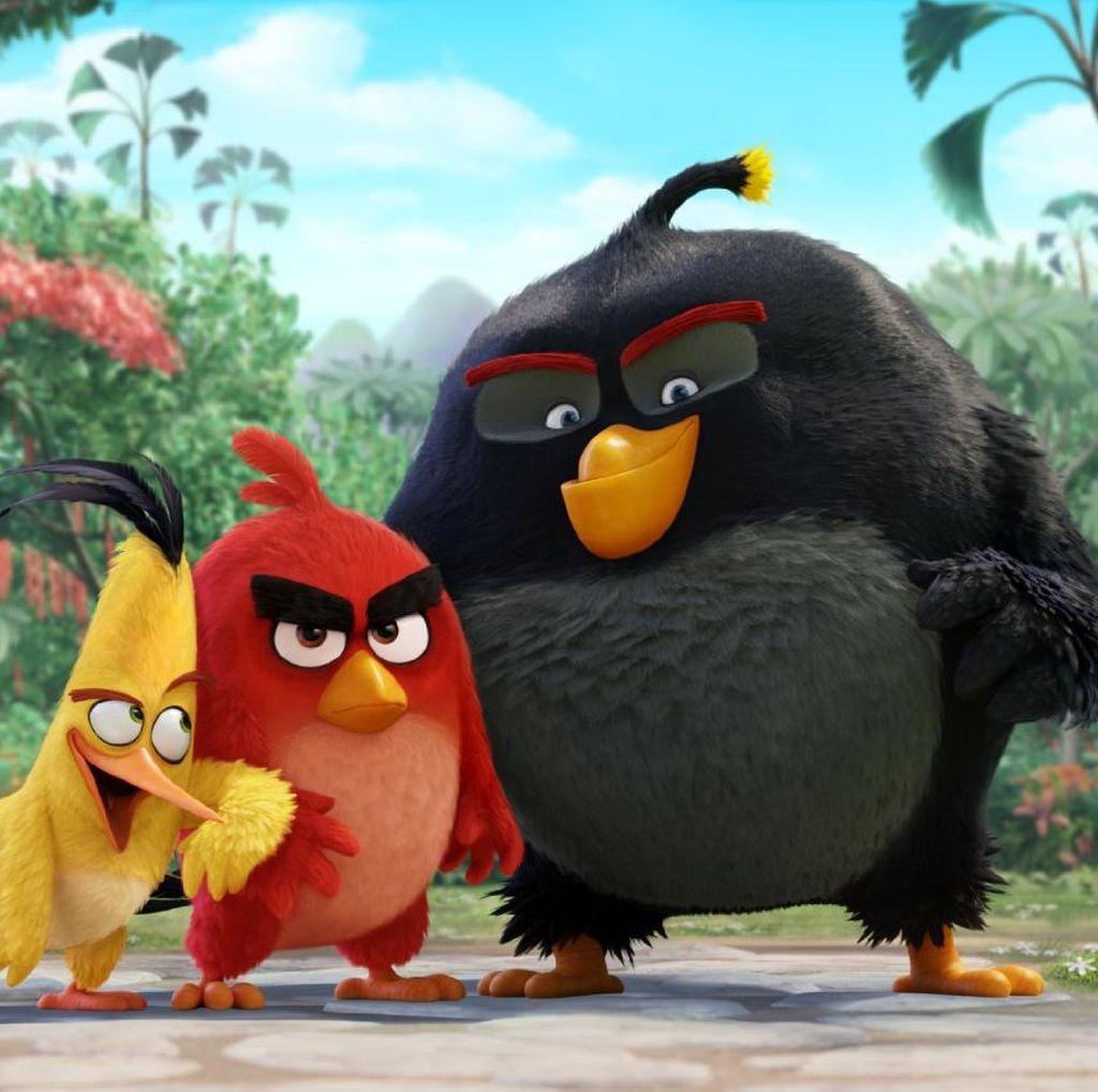 Tencent Mau Beli Pembuat Angry Birds USD 3 Miliar