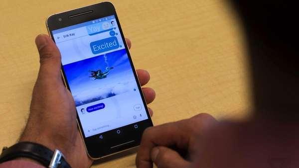 Sambil Chat, Bisa Main Tebak Gambar di Google Allo