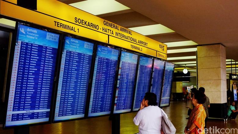 Anggotanya Pukul Petugas Avsec Bandara Cengkareng, Ini Kata TNI AL