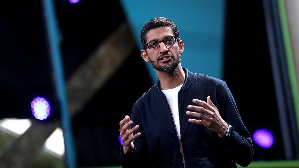 Kisah Mengagumkan Bocah Miskin India Jadi Direktur Utama Google