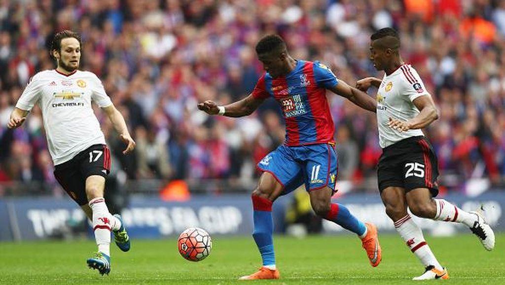 Palace Gagal Juara Piala FA Karena Terlalu Bertumpu Pada Zaha