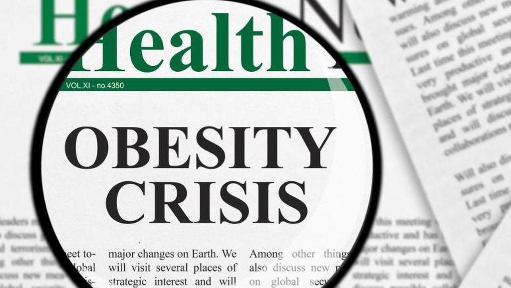 Obesitas Parah Membuat Barbara Terjebak di Kursi
