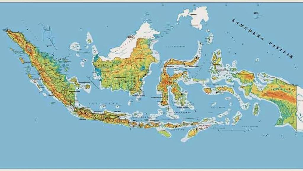 Jokowi Bikin One Map Policy, Apa Manfaatnya?