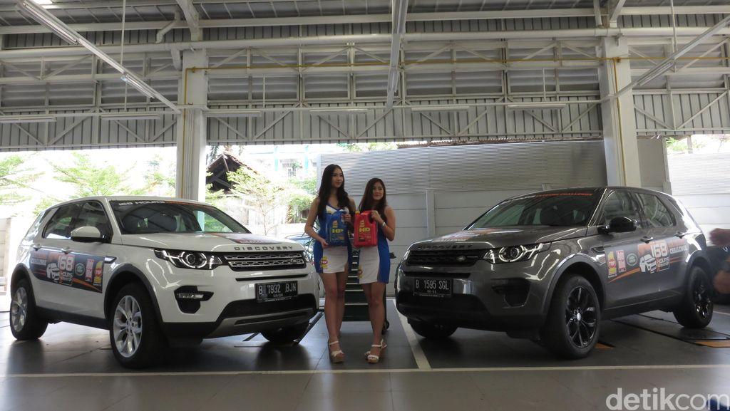 Pasar Tengah Turun, Jaguar Land Rover Berharap pada Mobil Baru