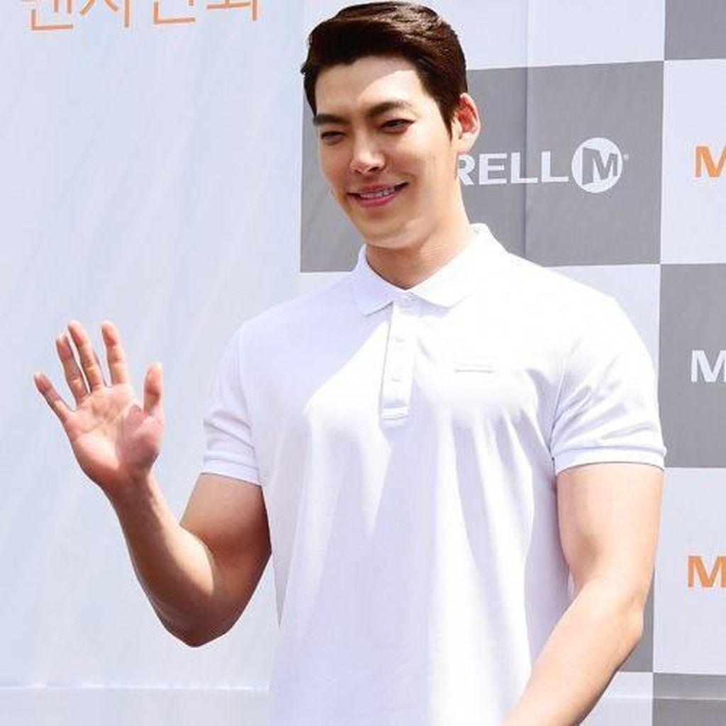 Kim Woo Bin Divonis Idap Kanker