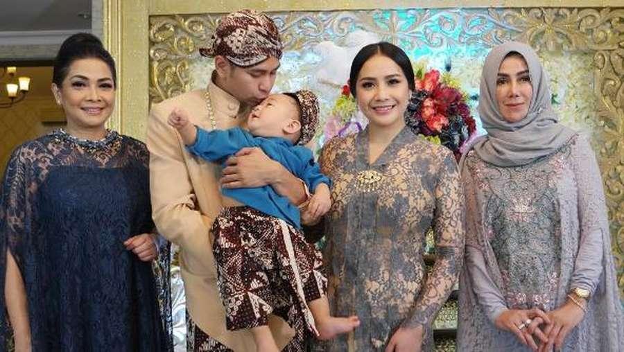 Diterpa Badai, Ini Momen Indah Raffi Ahmad dan Nagita Slavina