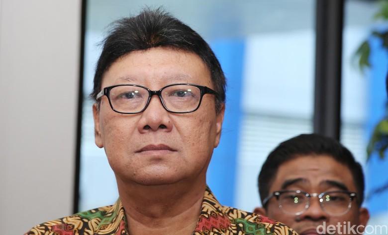 Fadli Tuding Pemerintah Jegal Prabowo di Pilpres, Ini Kata Mendagri