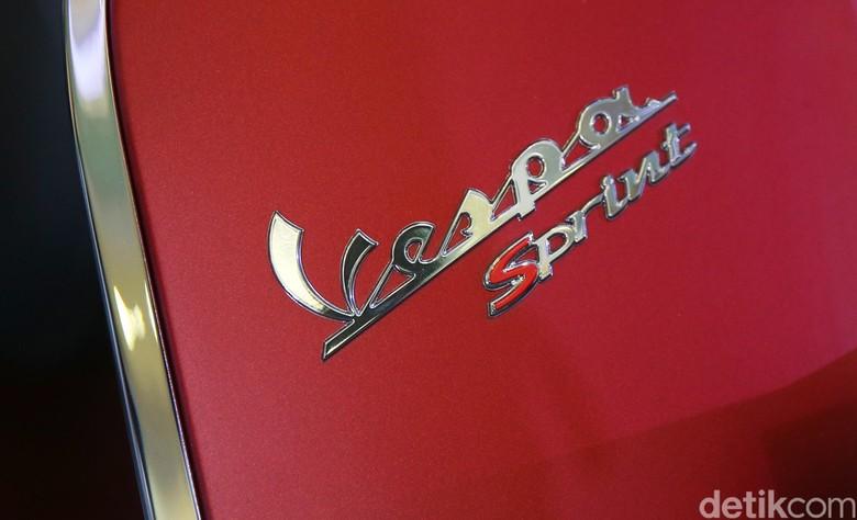 Vespa Sprint Jadi yang Terlaris di Indonesia