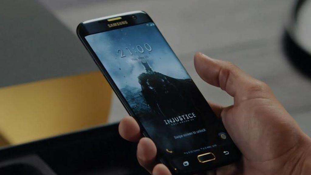 Galaxy S7 Edge Edisi Injustice Tampil Gagah