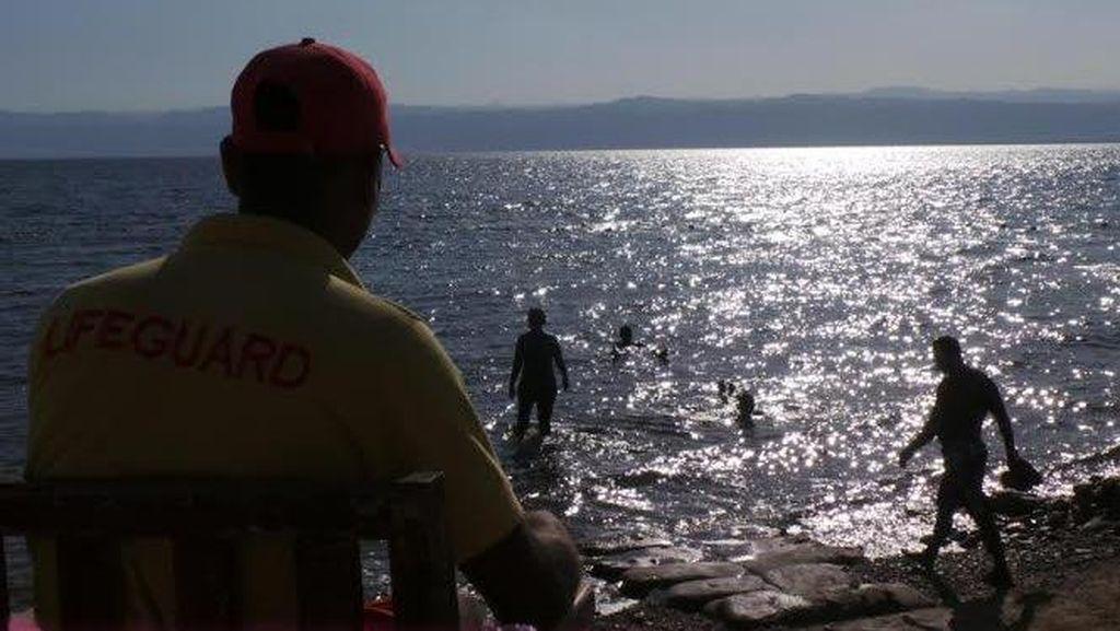 Terancam Hilang, Ini Upaya Untuk Menyelamatkan Laut Mati dari Kematian