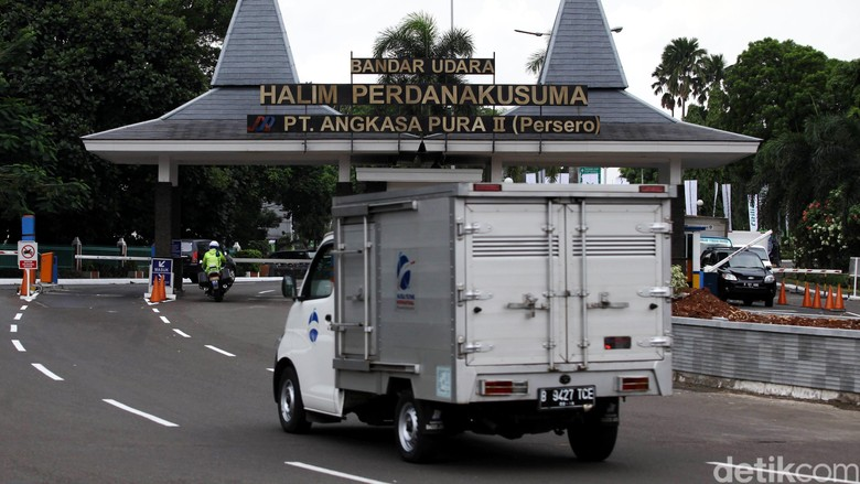 Istana: Pesawat Presiden Tak Sebabkan Penerbangan Batal di Halim