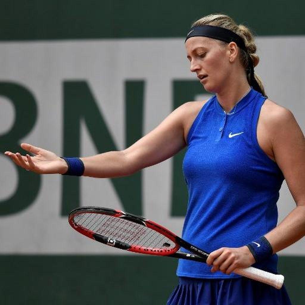 Kvitova Terluka Usai Diserang Pencuri Bersenjata Tajam
