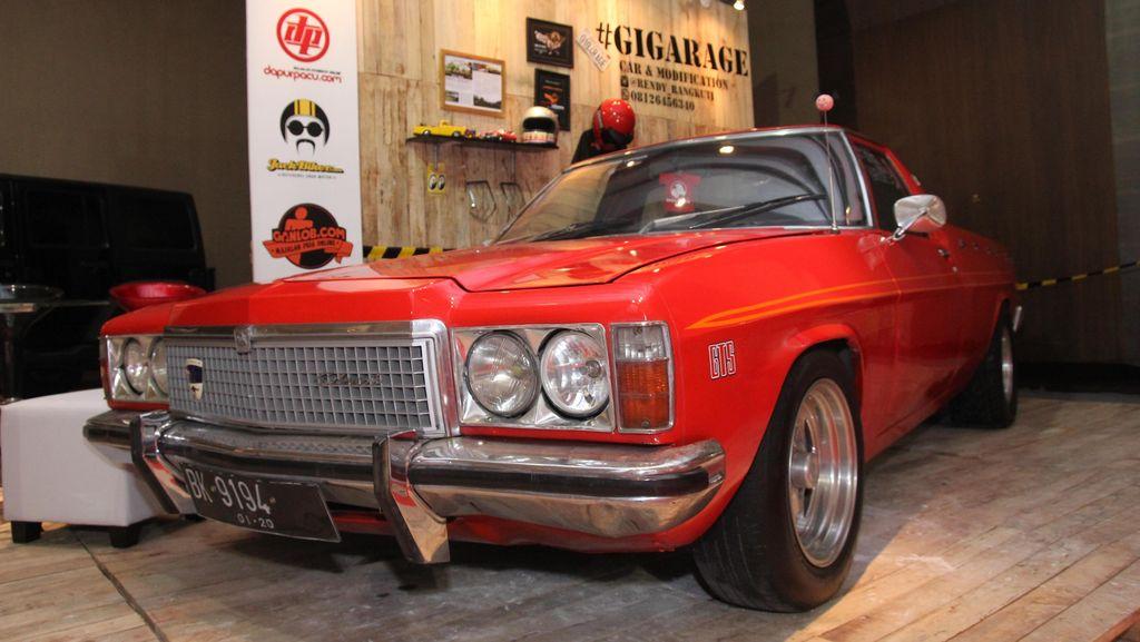 Kontes Audio Mobil Ramaikan Pameran Otomotif Medan