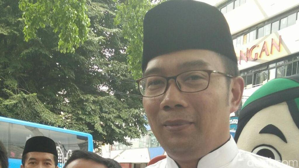 Soal Pasangan di Pilgub Jabar 2018, Ini Kata Ridwan Kamil