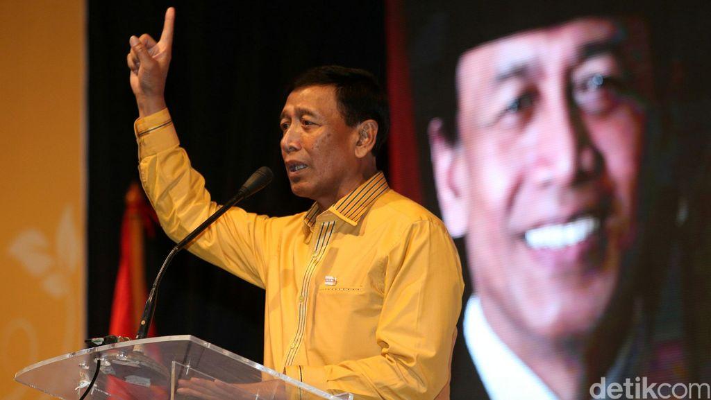 Wiranto: Pengakuan Freddy ke Haris Sebagai Warning untuk Aparat