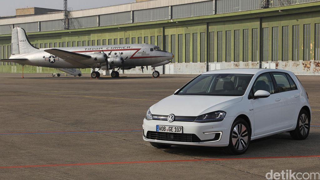 VW Kebut Proyek Mobil Listrik