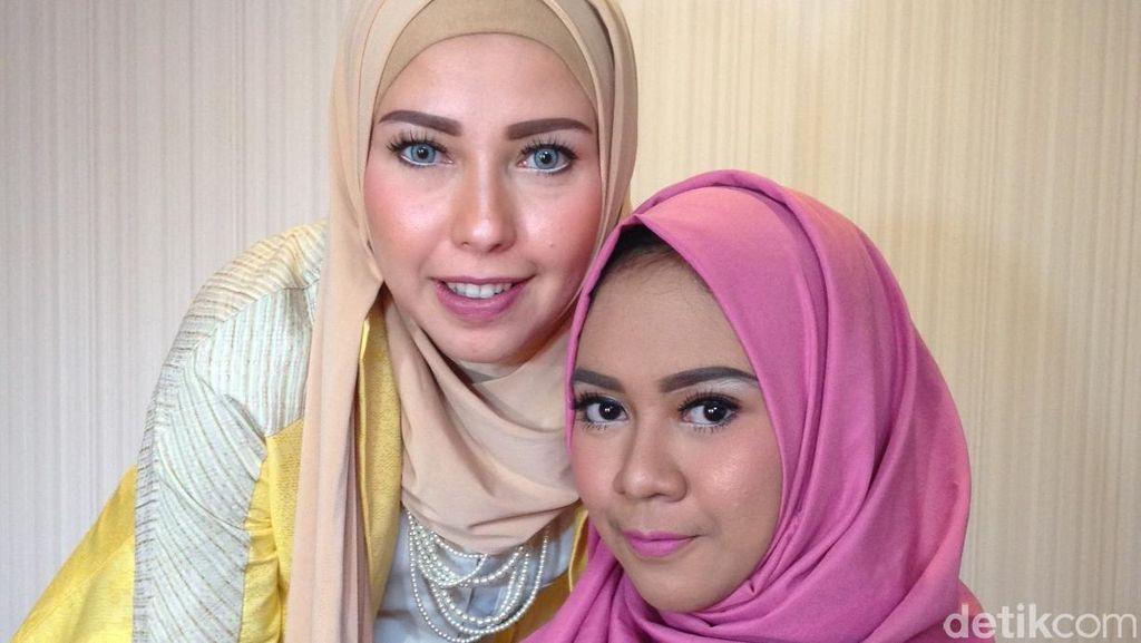Makeup Artist Vivi Thalib Beri Tips Merias Alis yang Natural untuk Hijabers
