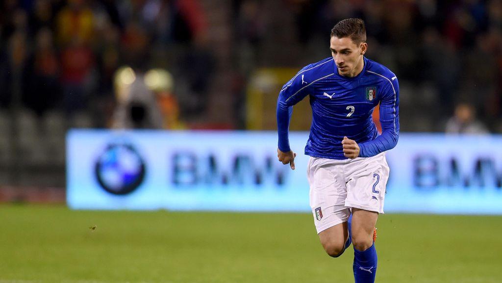De Sciglio Jalani Tes Medis di Juventus
