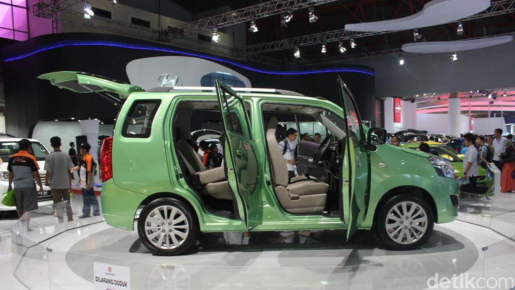 Wuling Gores LCGC, Suzuki Siap Lawan dengan Mempercantik Wagon R