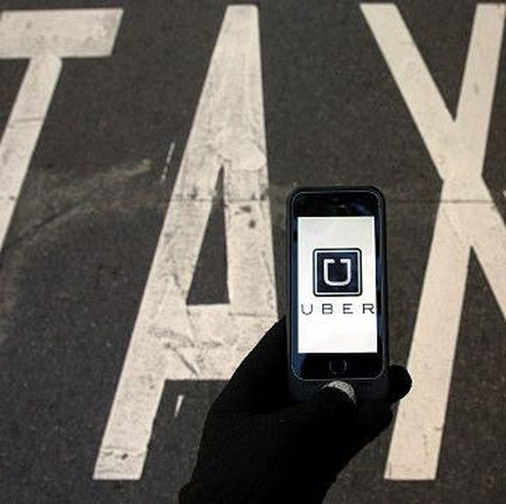 Polri Dalami Kabar Anggotanya Terima Suap dari Uber