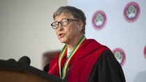 Bill Gates: Jangan Nekat Drop Out Kuliah
