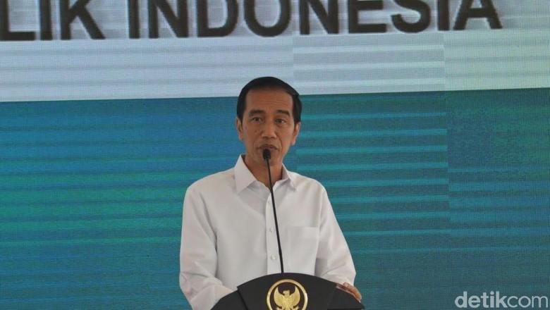 Jokowi: UU Tax Amnesty Jadi Payung Hukum Uang di Luar Negeri Masuk