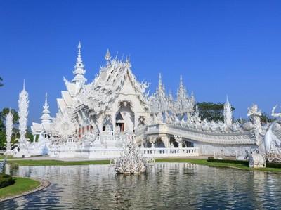Ada Kuil Surga & Neraka di Thailand