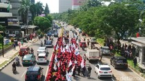 KSPI Tetap Gelar Demo di Depan Istana Pada 2 Desember